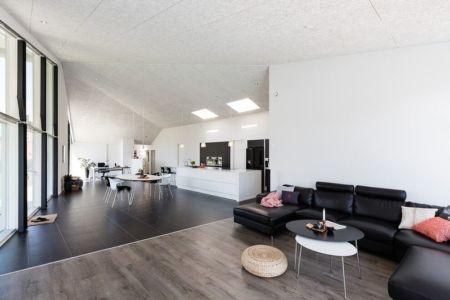 pièce de vie design - maison exclusive par Skanlux - Danemark