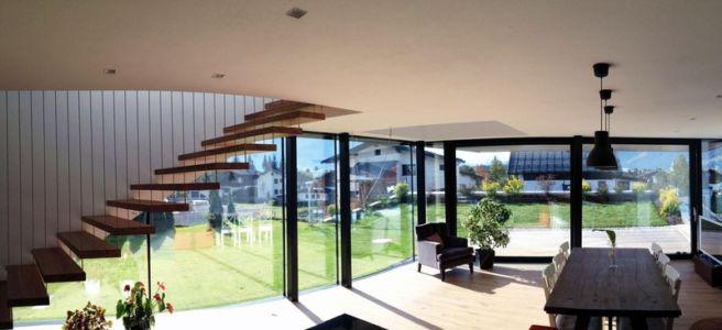 pièce de vue et son panorama - Muk par mahore architects - Saalfelden, Autriche