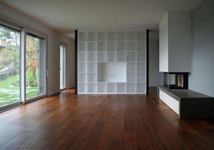 pièce entrée principale - semi-ipogea-house par Dario Scanavacca - Marostica, Italie