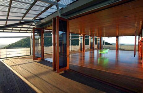 pièce ouverte - Cooroy Studio par  JMA Architects - Cooroy, Australie