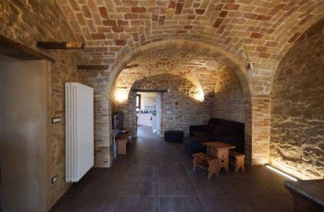 pièce principale salon - Recupero-casa par Rocco Valentini - Chieti, Italie