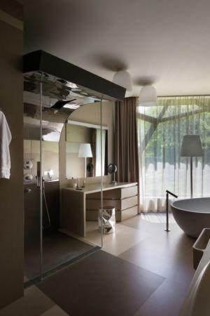 pièce salle de bains - House-Kharkiv par Sbm studio - Kharkiv, Ukraine