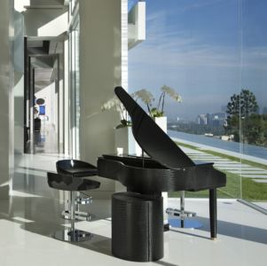 piano - Sarbonne par McClean Design - Los Angeles, Usa