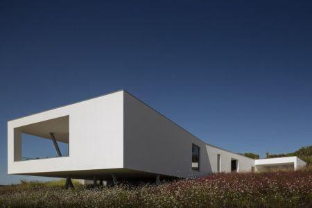 pillier de soutien - zauia-house par mario martins atelier - Val da Lama, Portugal