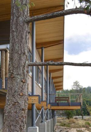 pylônes en acier & béton - balance-associates par Balance Associates - Colombie-Britannique, Canada