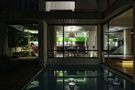piscine - A&A-House par WoArchitects - Athènes, Grèce