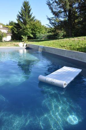 piscine - Apple-House par Val de Saône Bâtiment - Mâcon, France