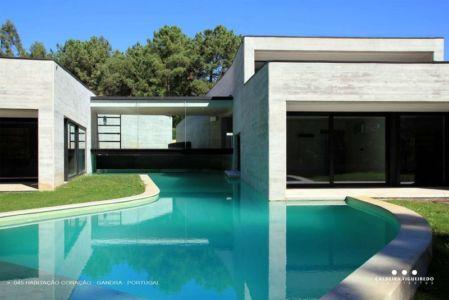 piscine - Cardio House par Caldeira Figueiredo Arquitectos - Portugal
