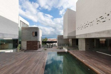 piscine - DATRI & DASA Homes by mavarq - Tepeji del Rio, Mexique