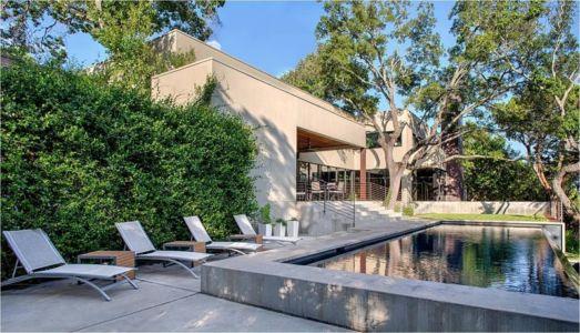 piscine - Hills-Residence par Specht Harpman - Texas, USA
