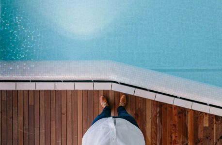 piscine - House Sperone par Studio Metrocubo - Novigrad, Croatie