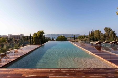 piscine - House in South Peloponese par Gem Architects - Grèce