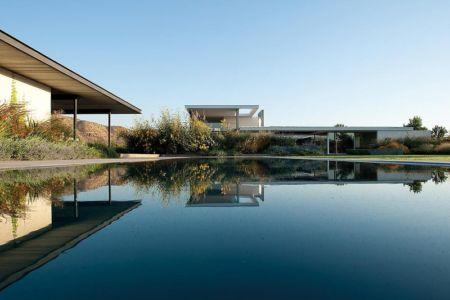piscine - Kübler House par 57STUDIO - Stgo, Chili