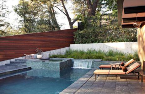 piscine - La Cañada Residence par Jamie Bush & Co. - Sierra Madre, Usa