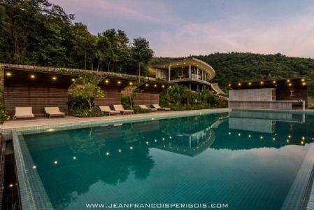 piscine - La-Plantation par Acyc Sarl - Kampot, Cambodge