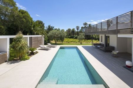piscine - Maison L2 par Vincent Coste - Saint-Tropez, France