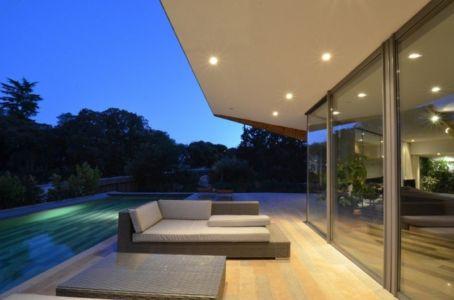 piscine - Maison Spirale par Portal Thomas Teissier Architecture - Catelnau Le Lez, France