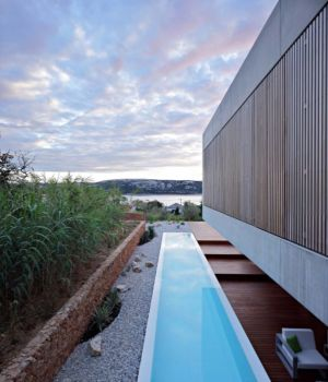 piscine - Olive House par LOG-URBIS - Pag, Croatie