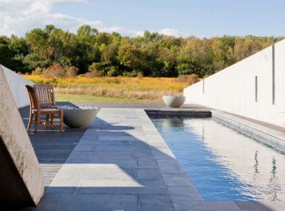piscine - Port Hope House par Teeple Architects - Ontario, Canada