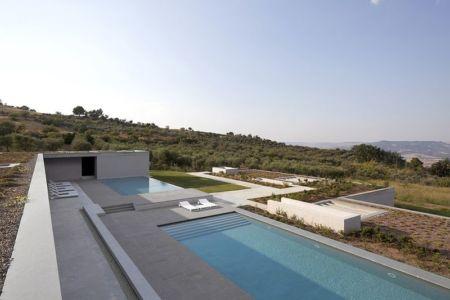 piscine - Residenza Privata par Osa Architettura - Basilicata, Italie