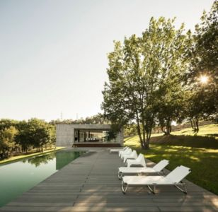 piscine - Sambade House by spaceworkers - Penafiel, Portugal