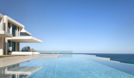 piscine - Sardinera House par Ramon Esteve Estudio - Valencian Community, Espagne