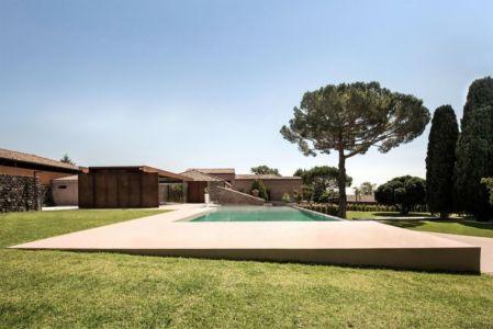 piscine - Sicillian-Farm-Renovation par ACA Amore Campione Architettura - Sicile, Italie