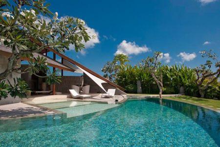 piscine - Villas-Spa par Layar Designer - Bali, Indonesie