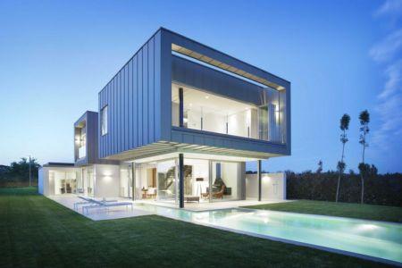 piscine - Z-Balca-House par Lagula Arquitectes - Espagne