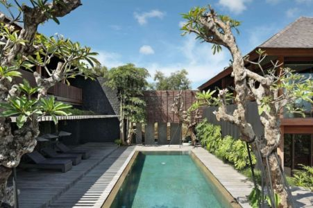 piscine et terrasse - Villa Pecatu par Wahana Cipta Selaras - Pecatu, Indonésie