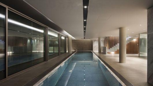 piscine intérieure - Customi-Zip par L'EAU design - Gwacheon-si, Corée du Sud