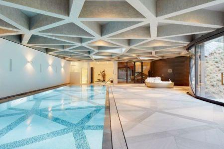piscine intérieure - German-Country-House par Reichel Architectes - Allemagne
