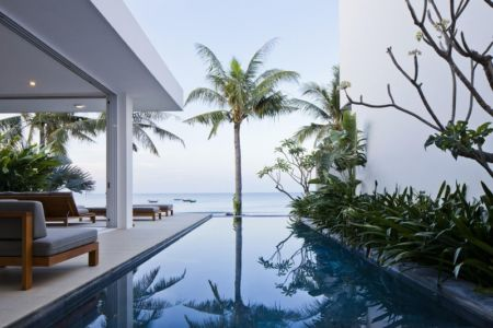 piscine - sofka par MM++ Architects - Phan Thiet, Vietnam