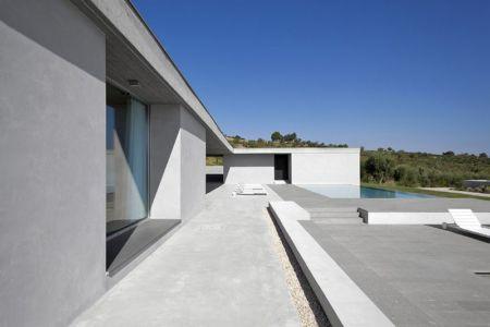 piscine & terrasse - Residenza Privata par Osa Architettura - Basilicata, Italie