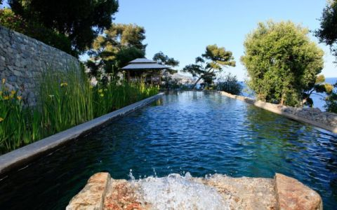 piscine - villa O - France
