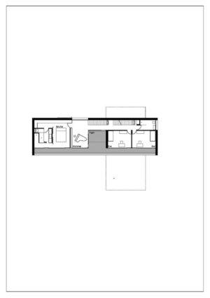 plan 2D 3 - house-dornbirn par KM Architektur en Suisse