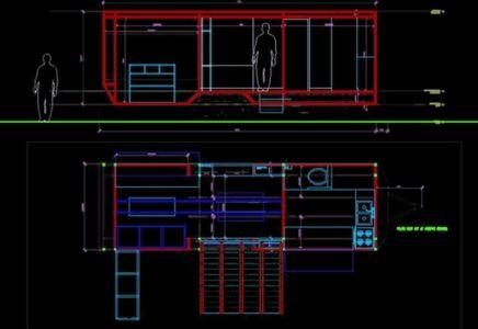 plan 2D - ApparatusX- Université Penn State - Pennsylvanie -USA