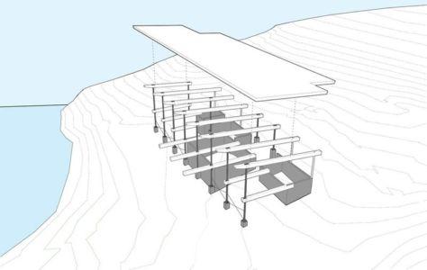 plan 3D site1 - balance-associates par Balance Associates - Colombie-Britannique, Canada