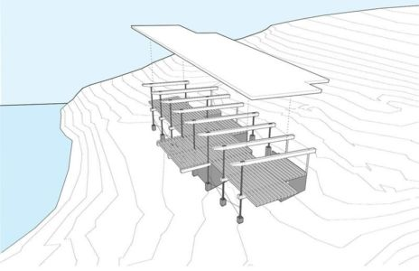 plan 3D site2 - balance-associates par Balance Associates - Colombie-Britannique, Canada