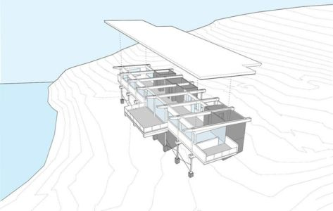 plan 3D site3 - balance-associates par Balance Associates - Colombie-Britannique, Canada