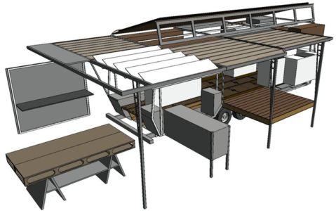plan - ApparatusX- Université Penn State - Pennsylvanie -USA