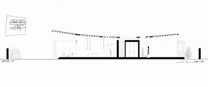 plan coupe - odD House 1.0 par odD+ - Quito, Equateur.jpg