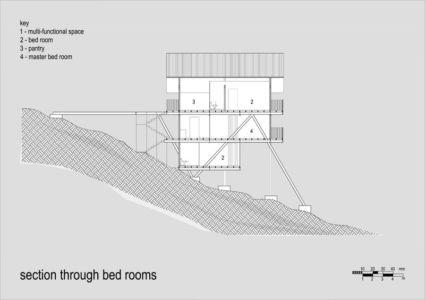 plan site - bungalow par narein-perera - Matugama, Sri Lanka