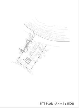 plan site1 - villa-lokaator par kavakava - Paldiski, Estonie