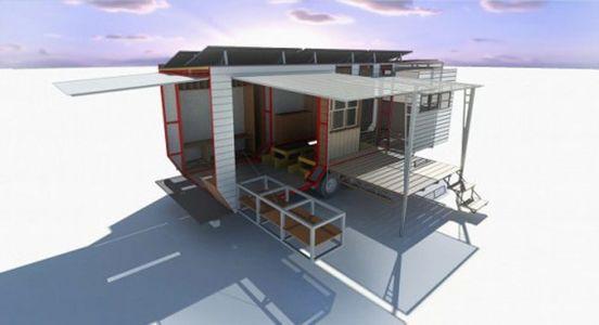 plan 3D - ApparatusX- Université Penn State - Pennsylvanie -USA