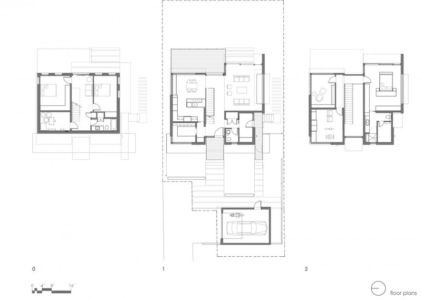 plans - Capitol Hill par Balance Associates Architects - Seattle, Usa