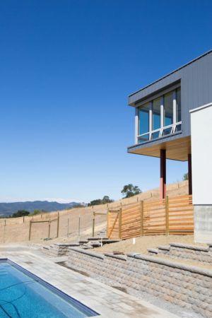 porte à faux - Cloverdale par Elemental Architecture - Usa - Jaime Kowal Photography