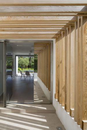 porte d'entrée - Maison L2 par Vincent Coste - Saint-Tropez, France