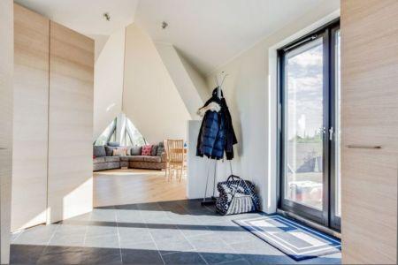 porte d'entrée vitrée - Vacation-home par Stunning Pyramid - Thingvellir, Islande