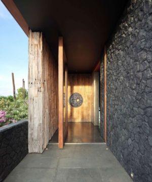 porte entrée - Villa Pecatu par Wahana Cipta Selaras - Pecatu, Indonésie